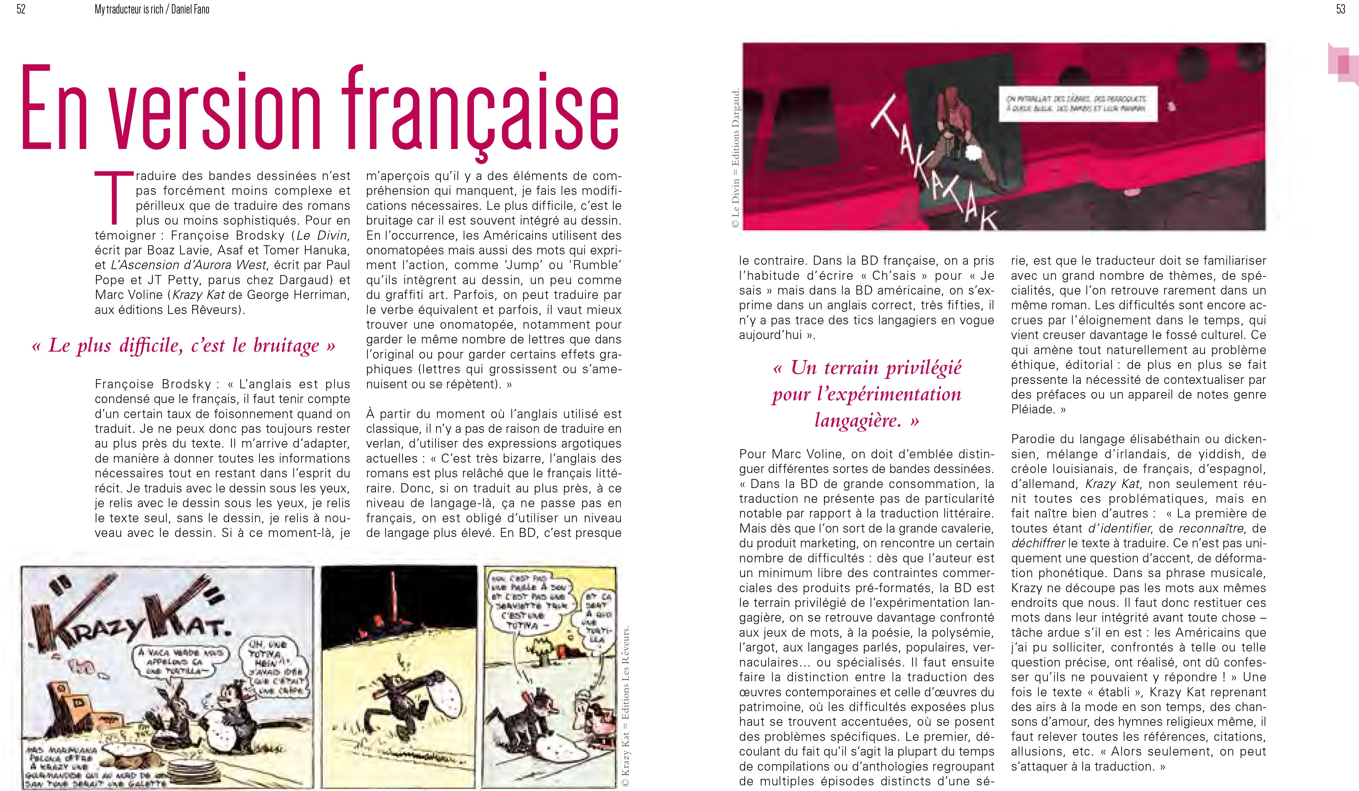 version fr