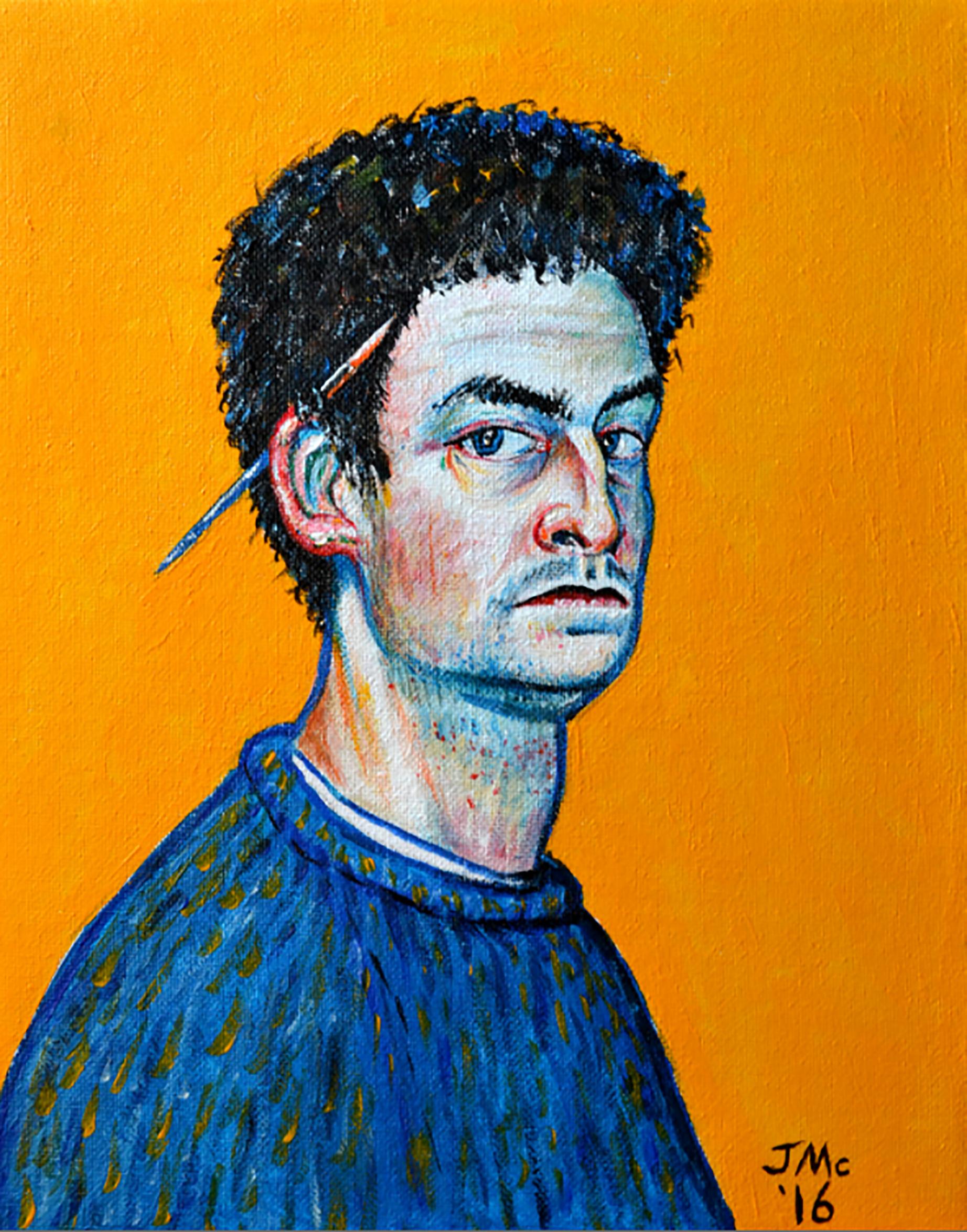 Jason McLarnin